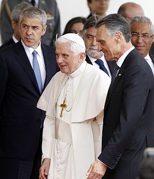 PORTUGAL-POPE/